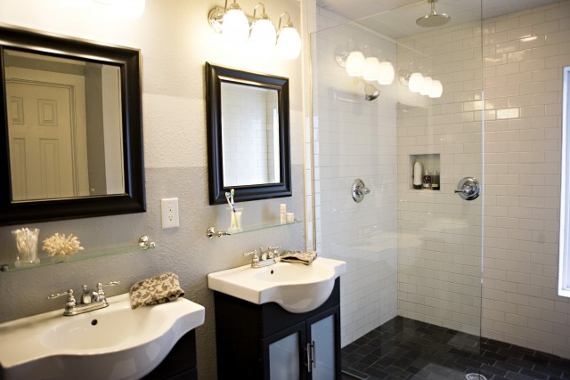 Bathroom Mirrors With Lights And Shaver Point