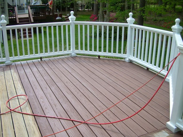 Best Deck Stain Colors