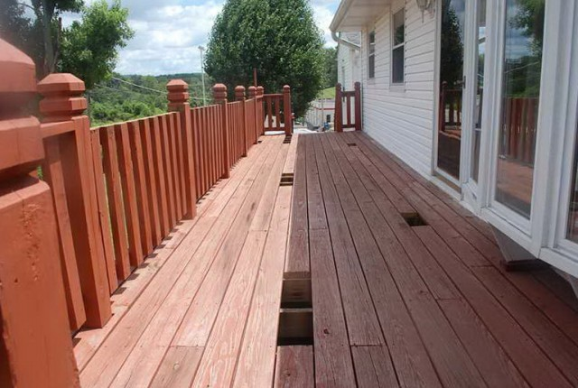 Best Deck Stain Remover