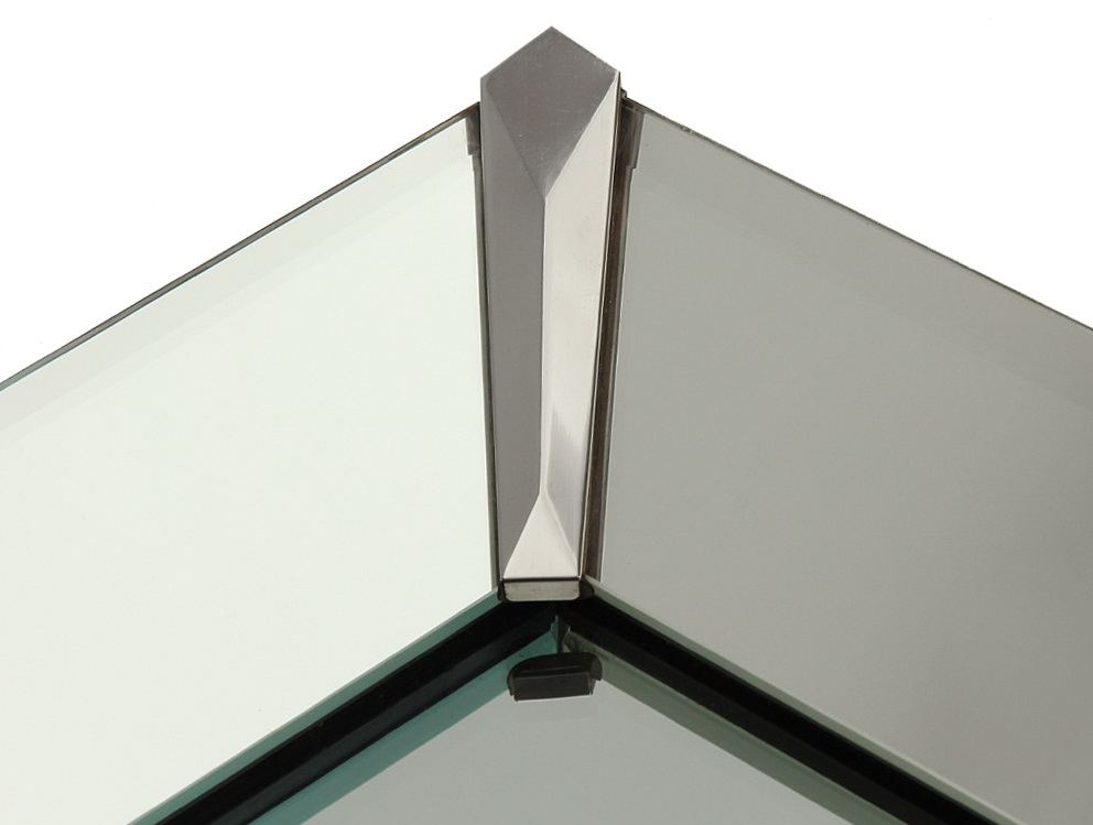 Beveled Edge Wall Mirror Home Design Ideas