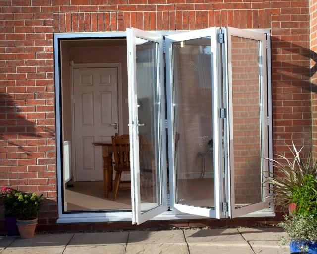 Bifold Closet Doors With Glass