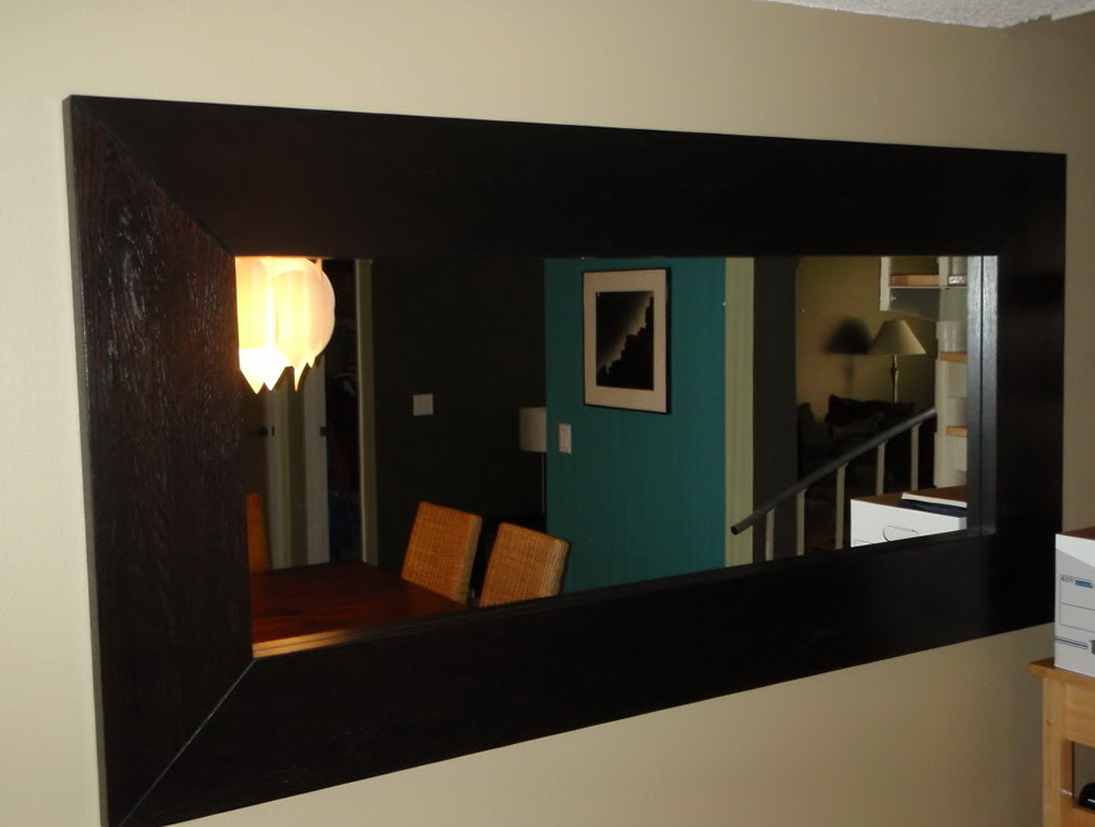 Black Wall Mirror Ikea