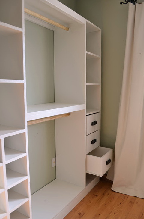Built in closet systems home design ideas - Built in closet systems ideas ...