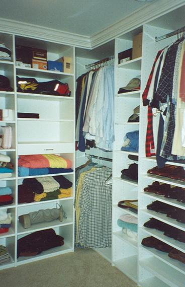 Cheap Closet Organizers Do It Yourself