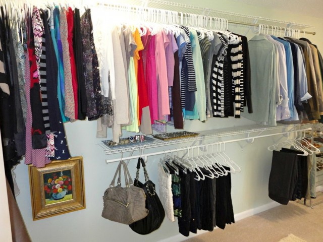 Cheap Closet Organizers Ideas