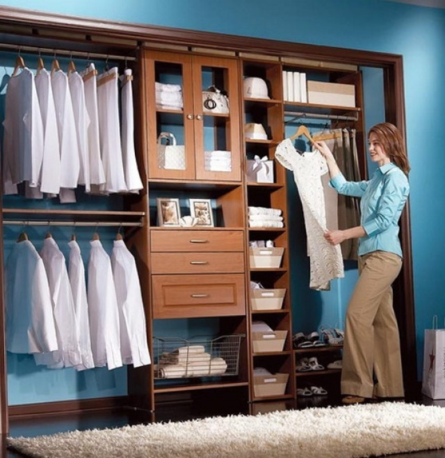 Cheap Diy Closet Systems