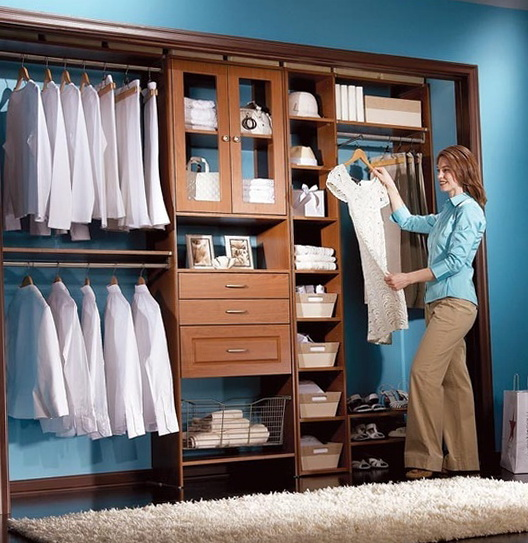 Cheap Diy Closet Systems Home Design Ideas