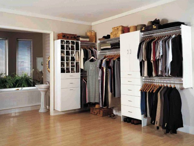 Closet Design Ideas For Small Space