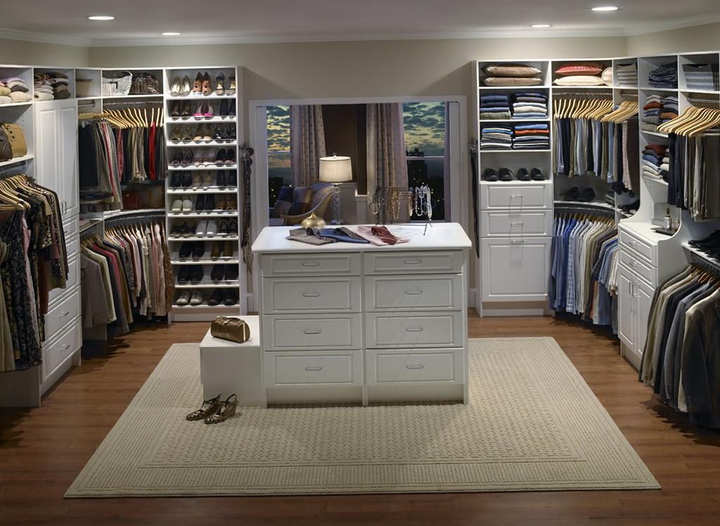 Closet Design Ideas Walk In