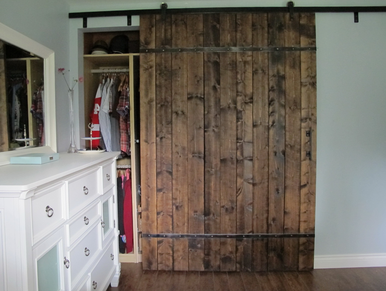 Closet Door Ideas Diy
