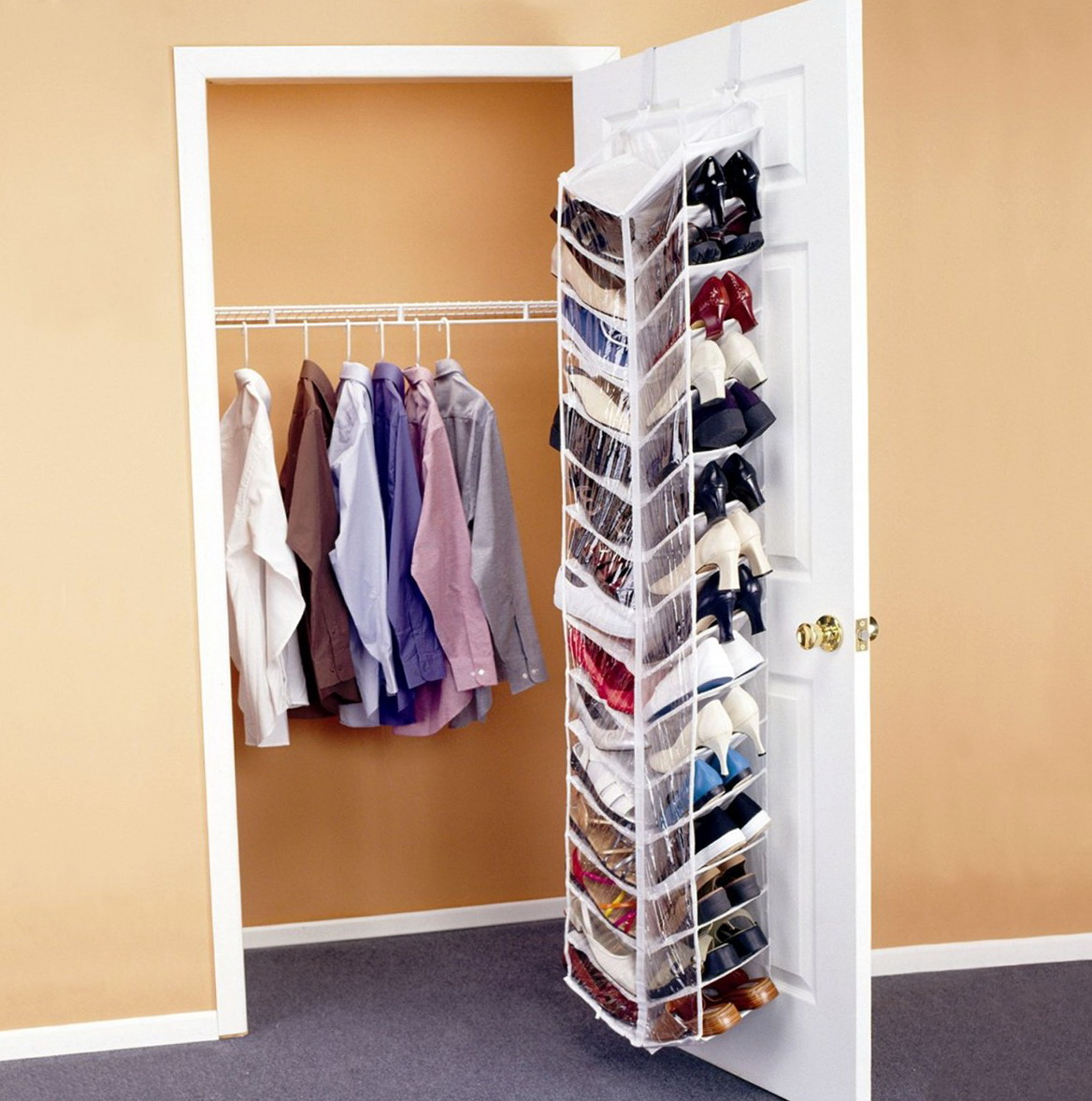 Closet Door Ideas For Small Space Home Design Ideas