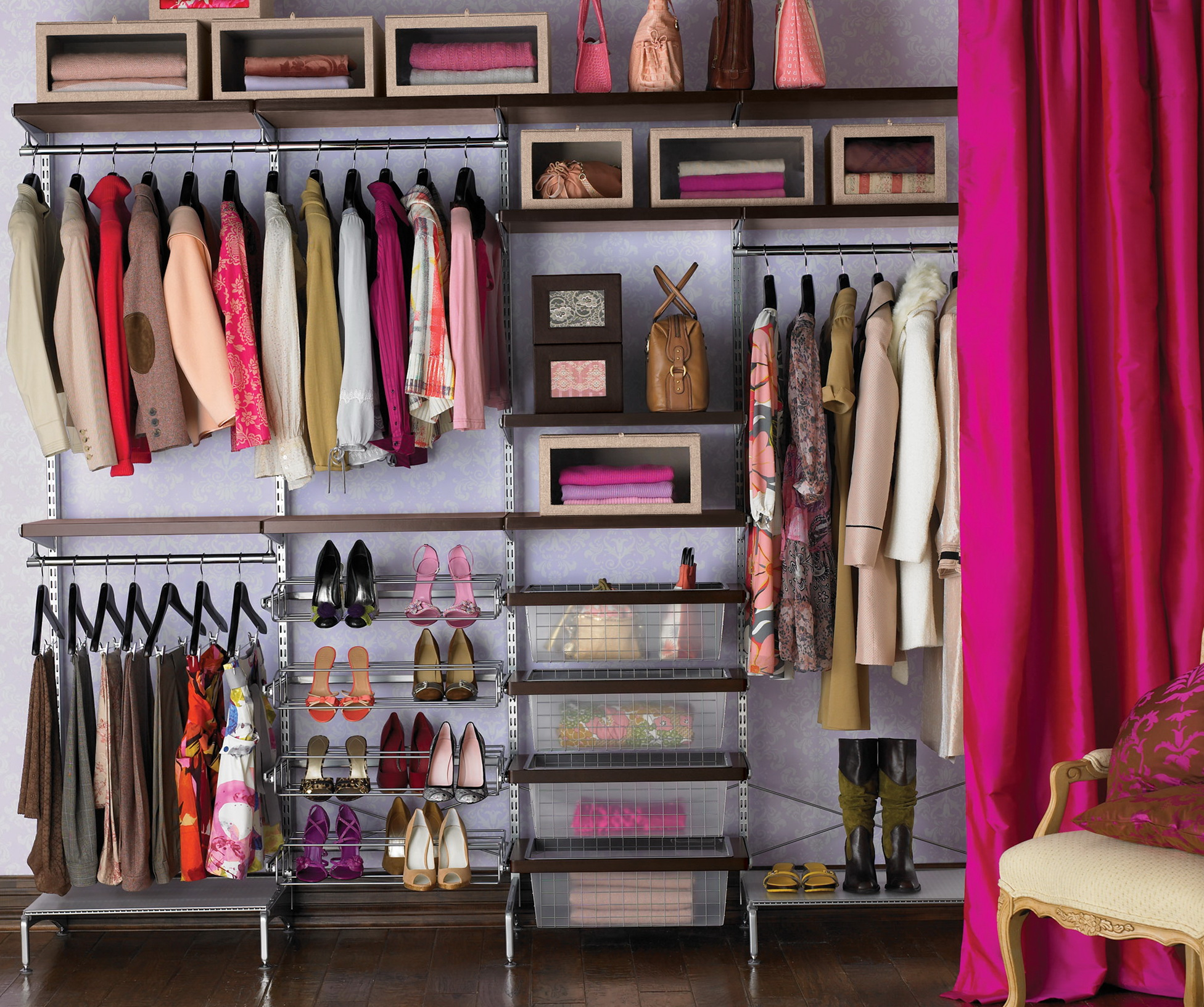 Closet Organization Ideas For Shoes