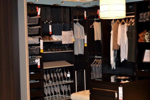 Closet Organization Ideas Ikea