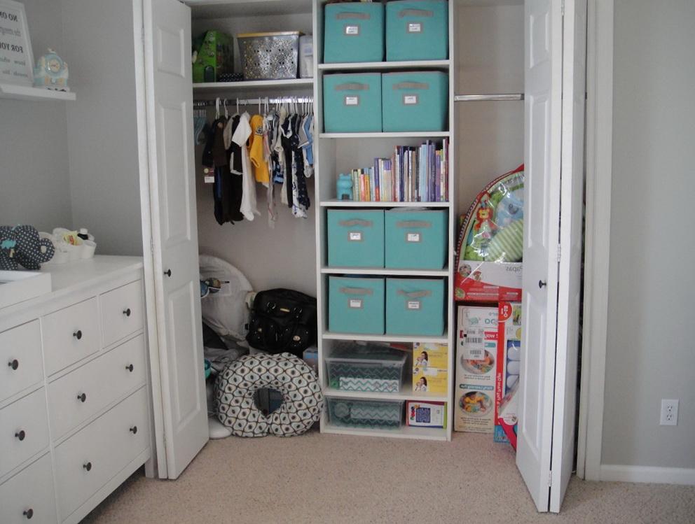 Closet Organizing Ideas Diy