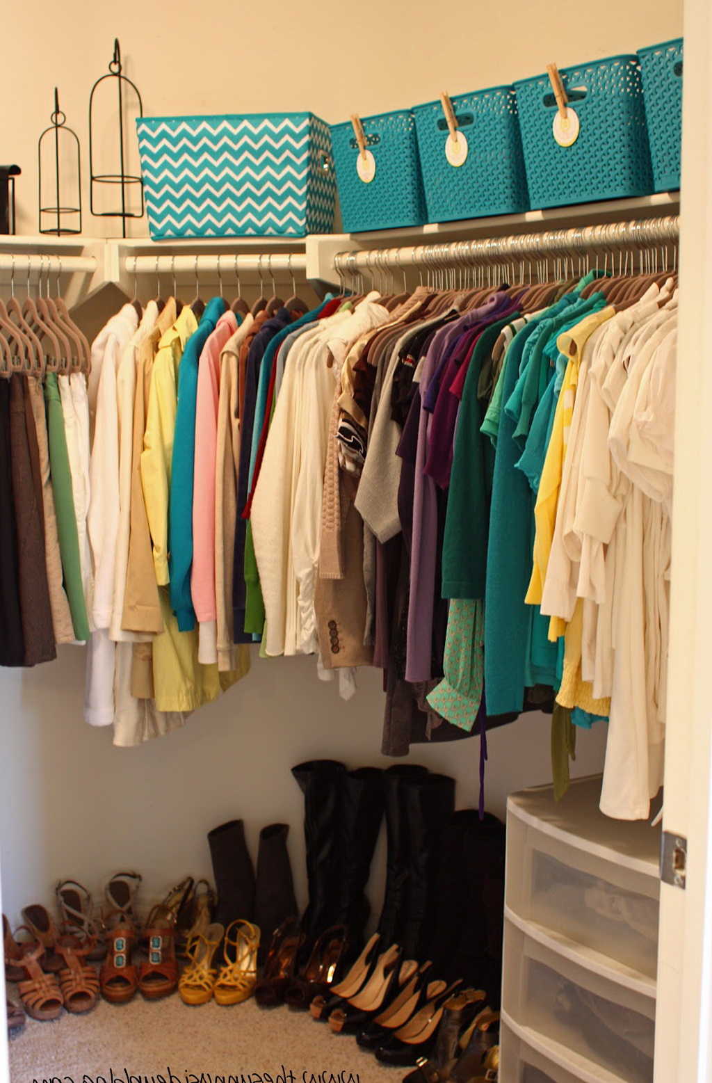 Closet Organizing Ideas On A Budget Home Design Ideas