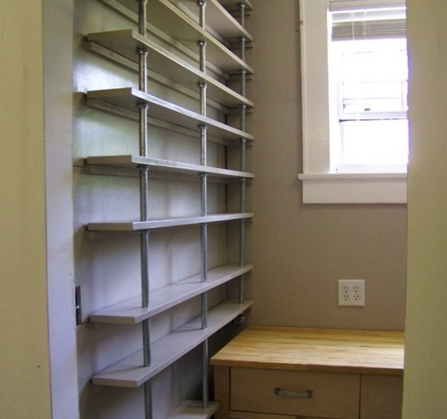 Closet Shelving Ideas Diy