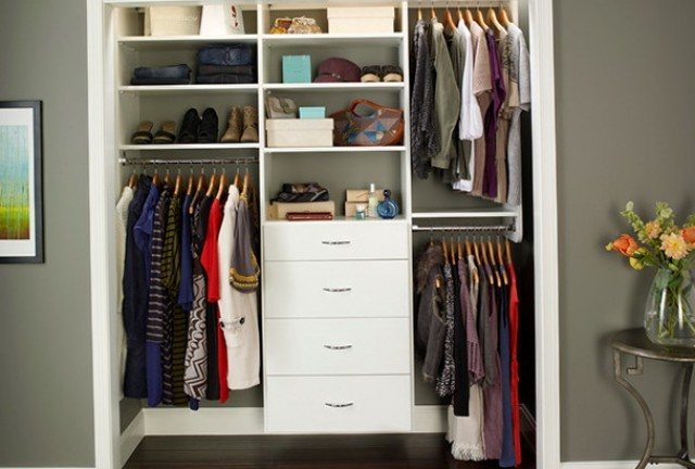 Closet Shelving Systems Home Depot