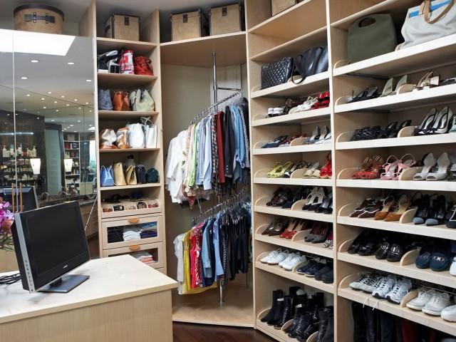 Closet Shoe Rack Designs
