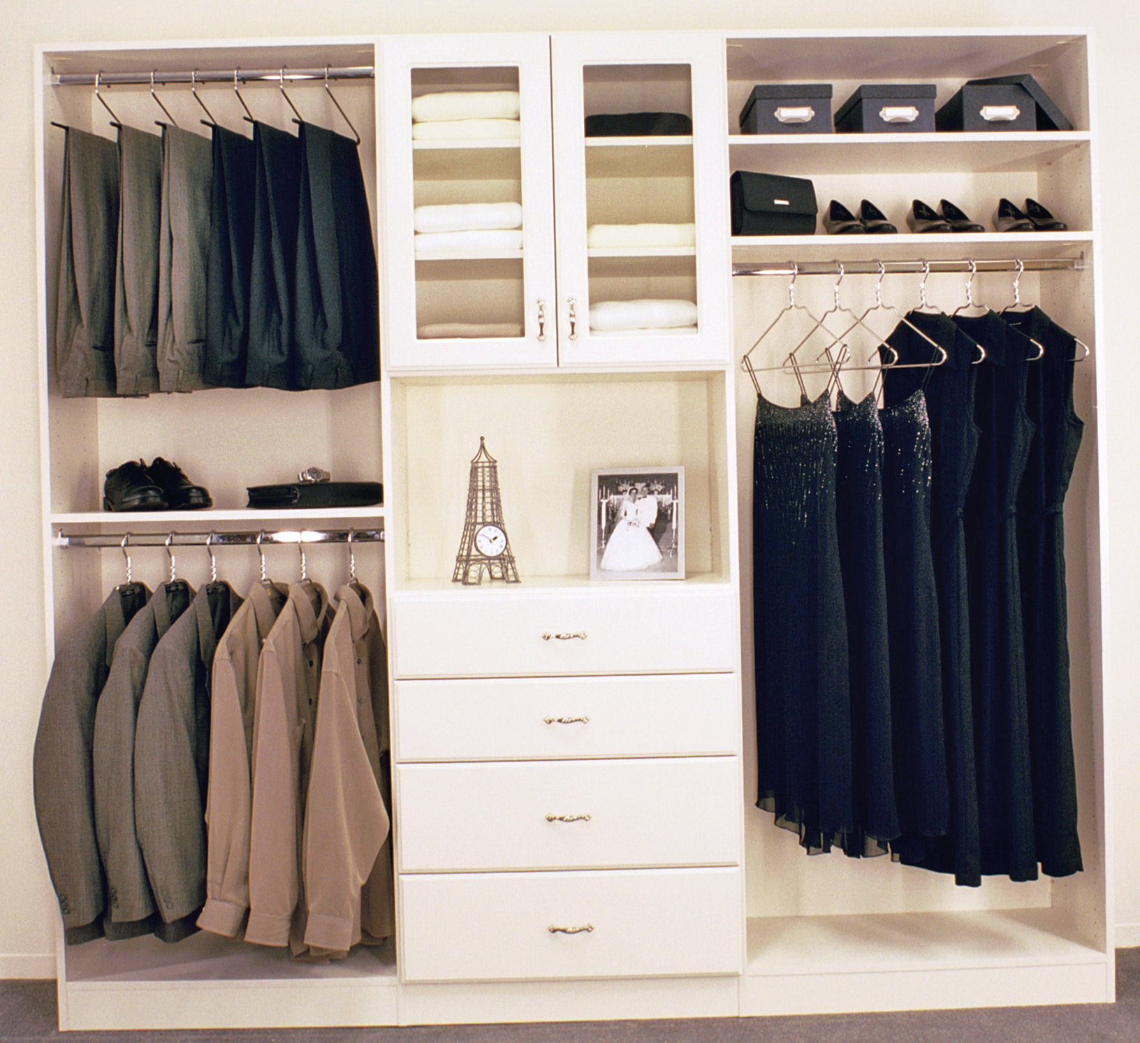 Closet Storage Ideas Diy