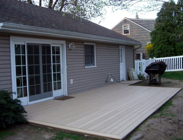 Composite Deck Boards Home Depot