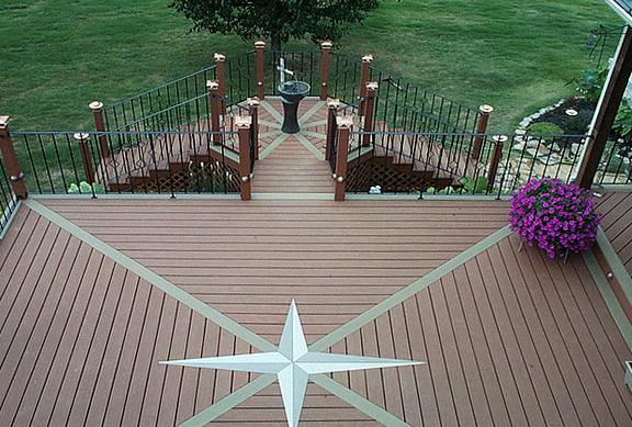 Composite Deck Boards Installation