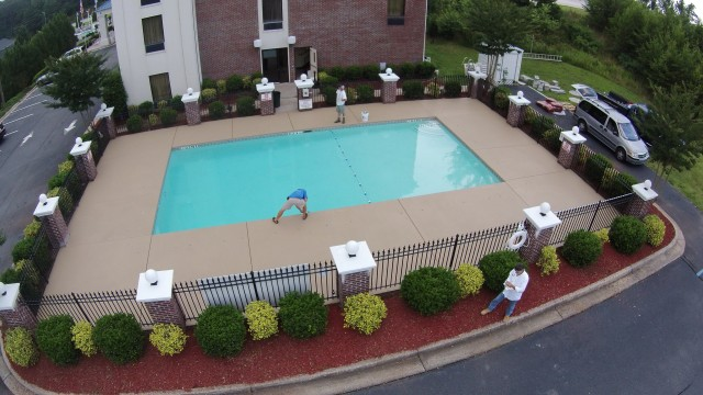 Cool Deck Paint For Pools