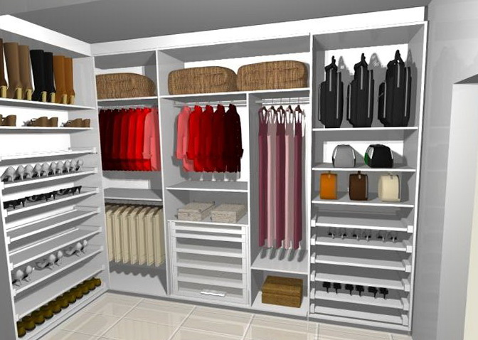 Custom Closet Design Software