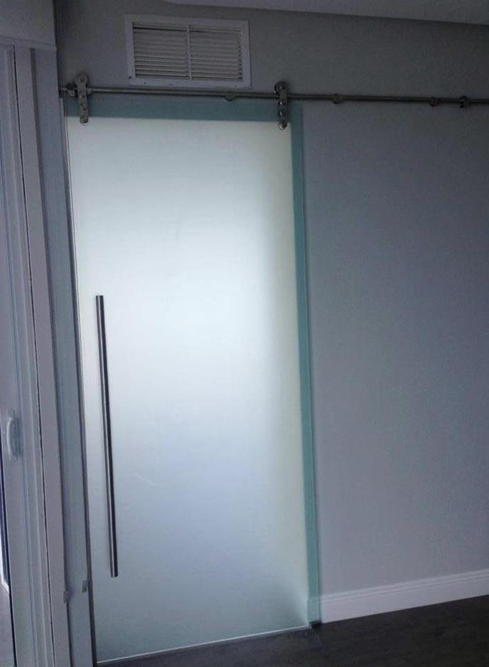 Custom Made Closet Doors