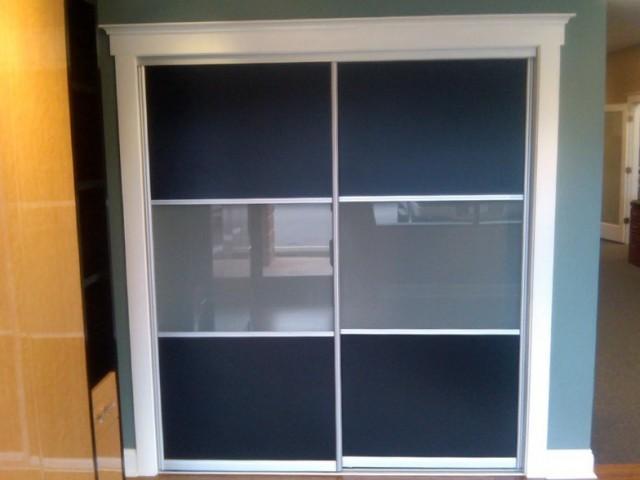 Custom Sliding Closet Doors