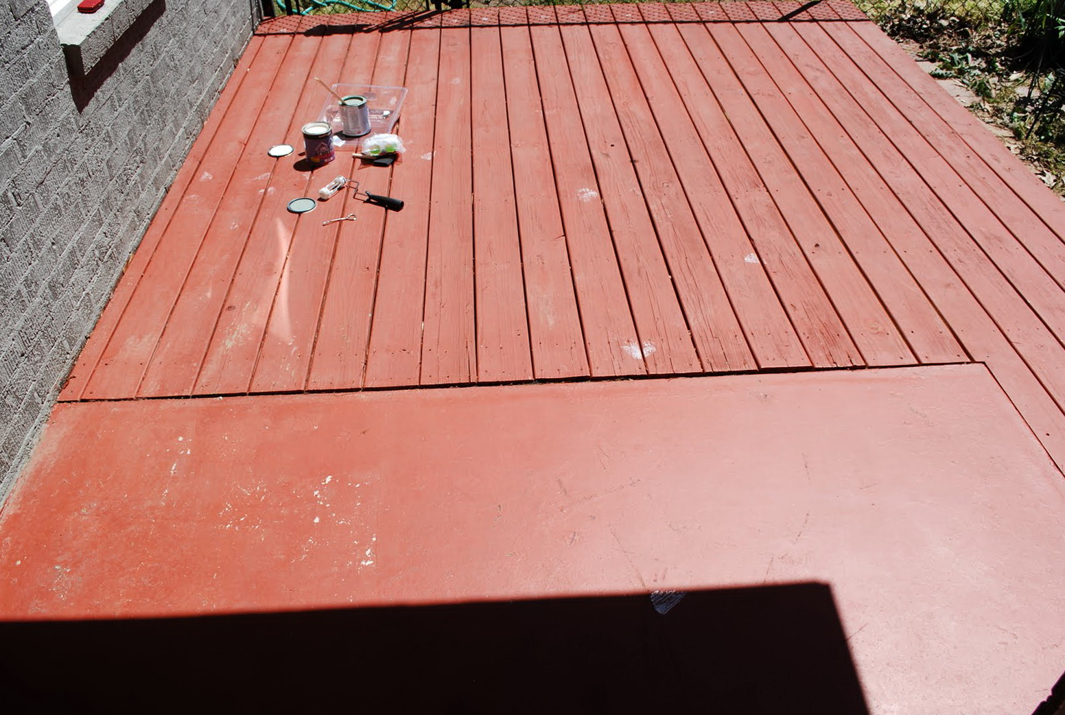Deck Over Paint Color Chart