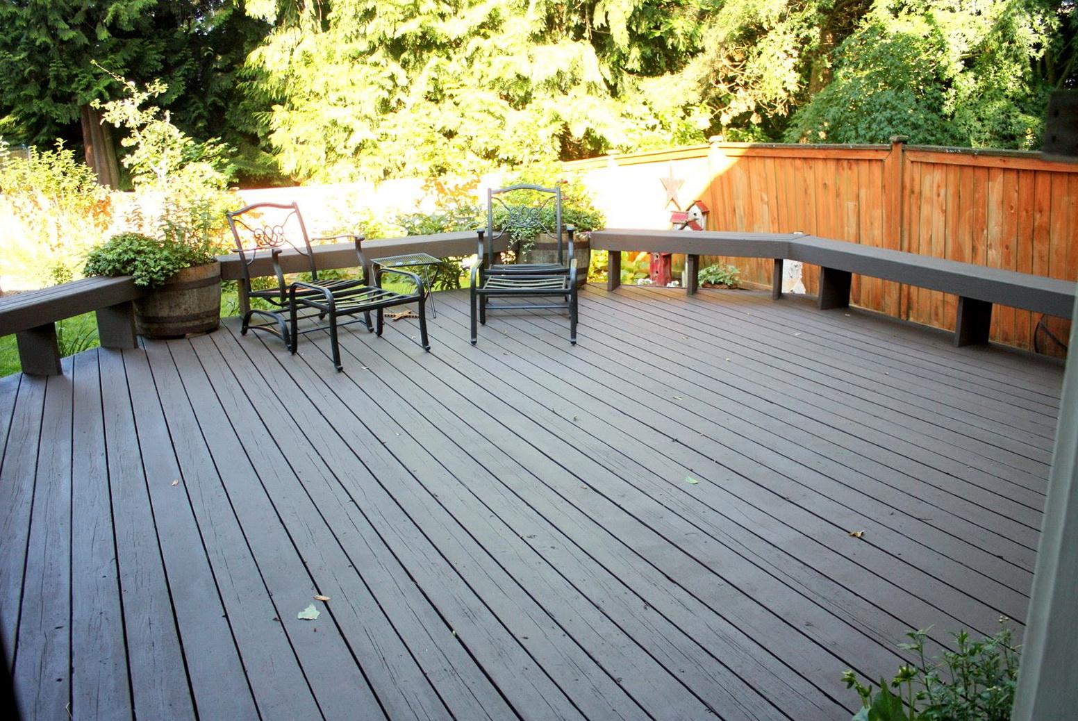 Deck Over Paint Colors