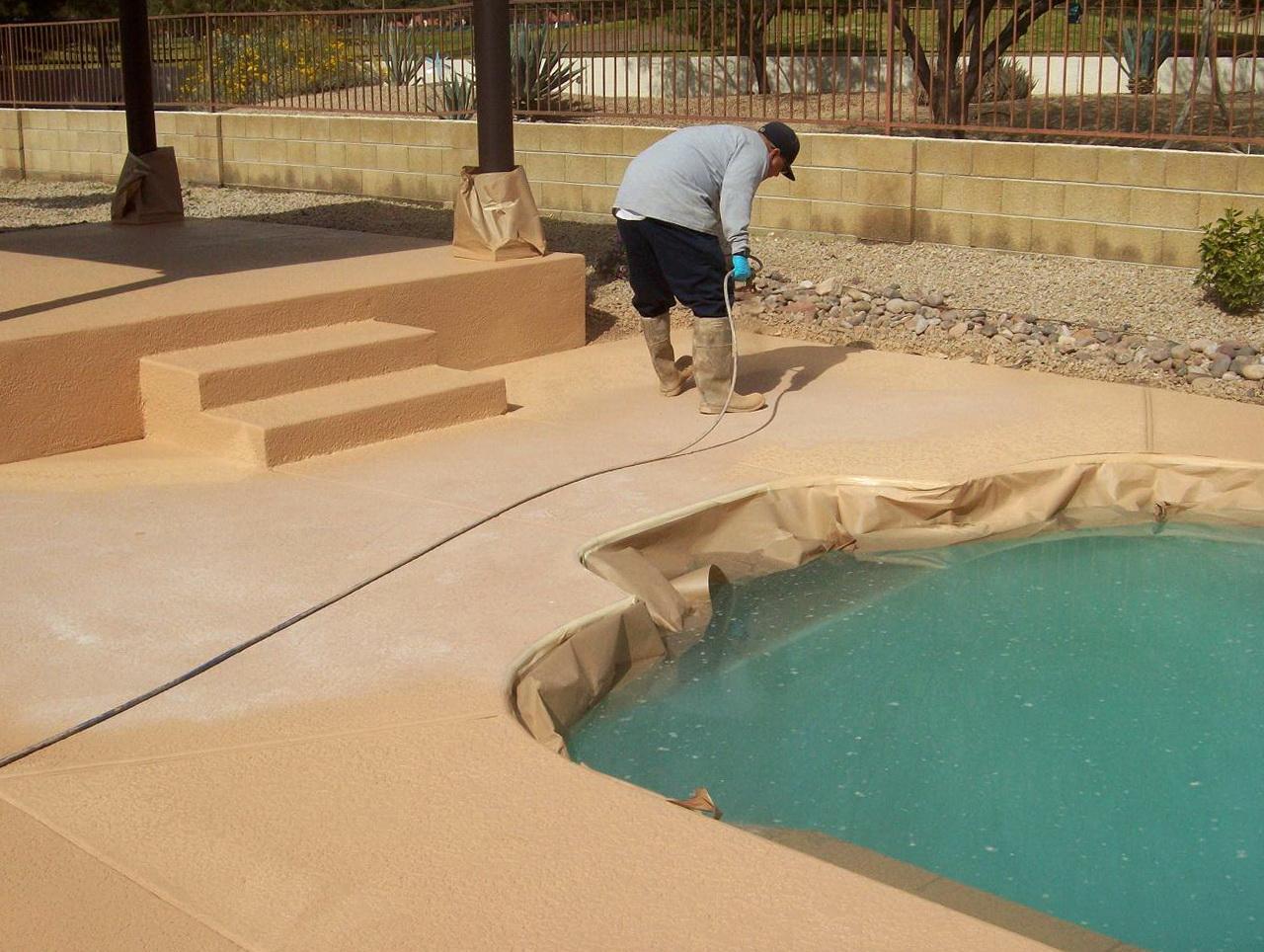 Deck Over Paint For Concrete