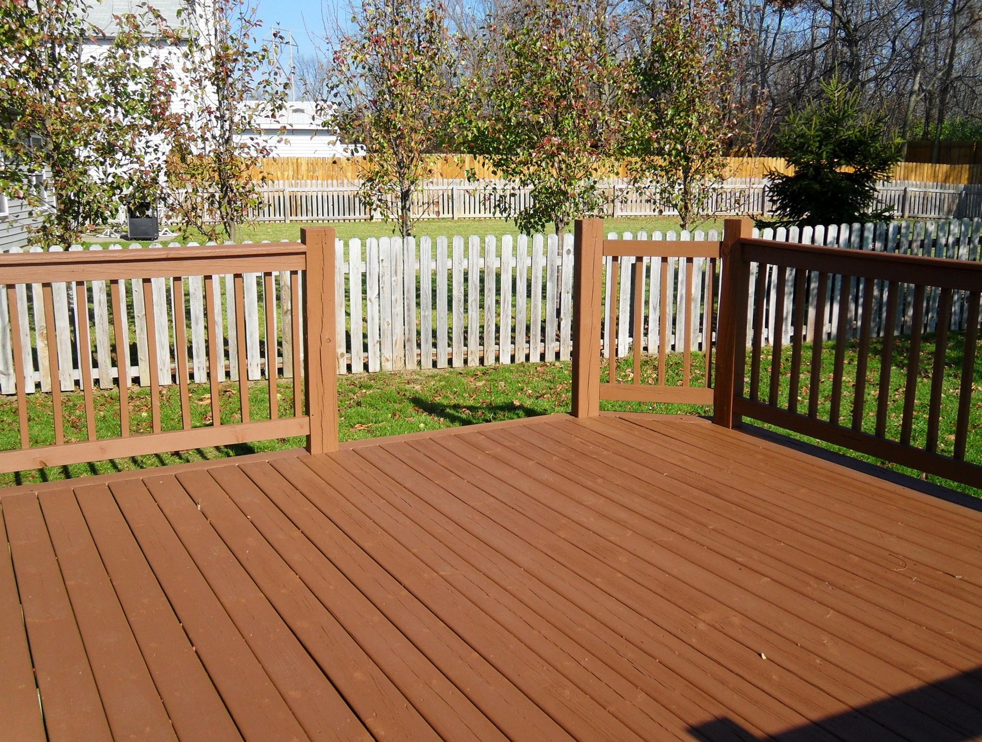 Outdoor deck stain colors outdoor designs deck stain colors ideas home design geenschuldenfo Image collections