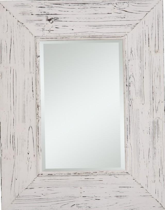 Distressed Wood Floor Mirror | Home Design Ideas