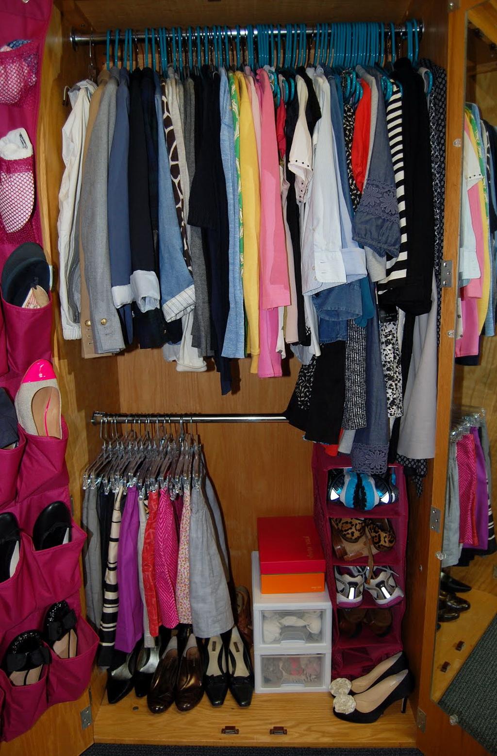 Diy Closet Organization Tips