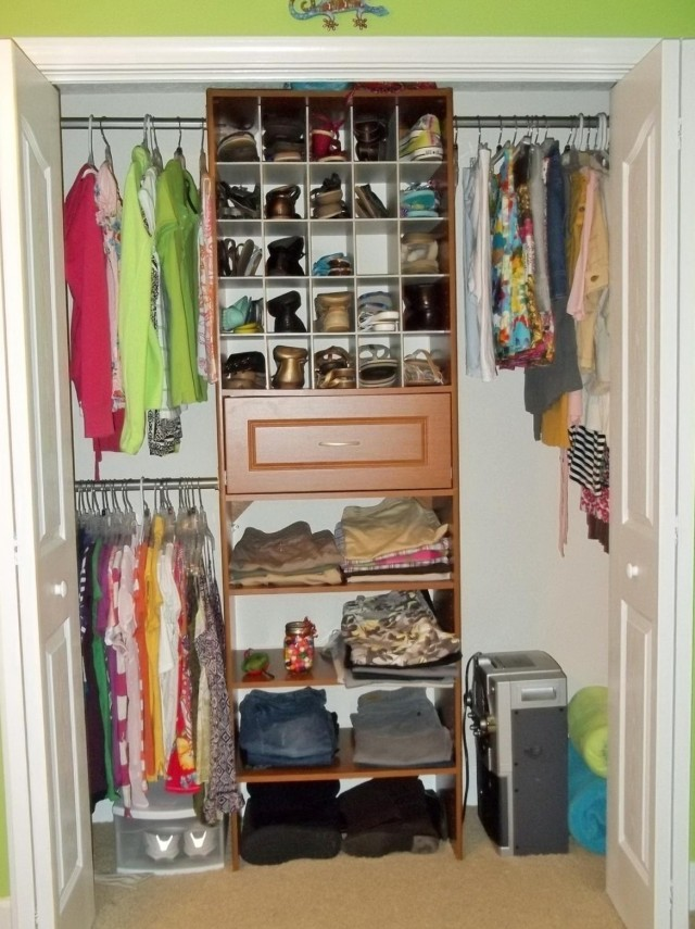 Diy Closet Organizer Cheap