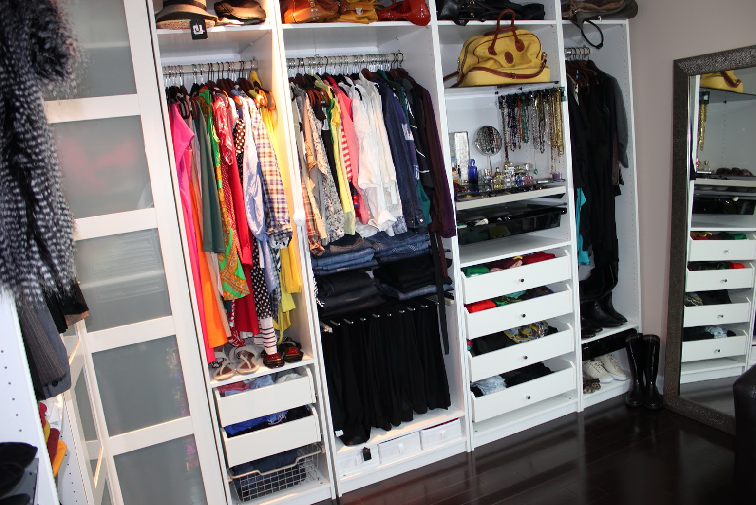Diy closet systems home depot home design ideas for Home closets
