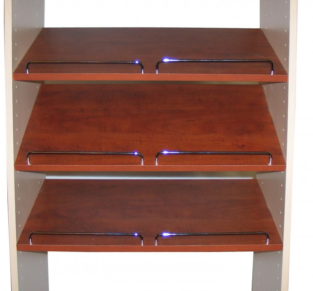 Easy Track Closet Shelves