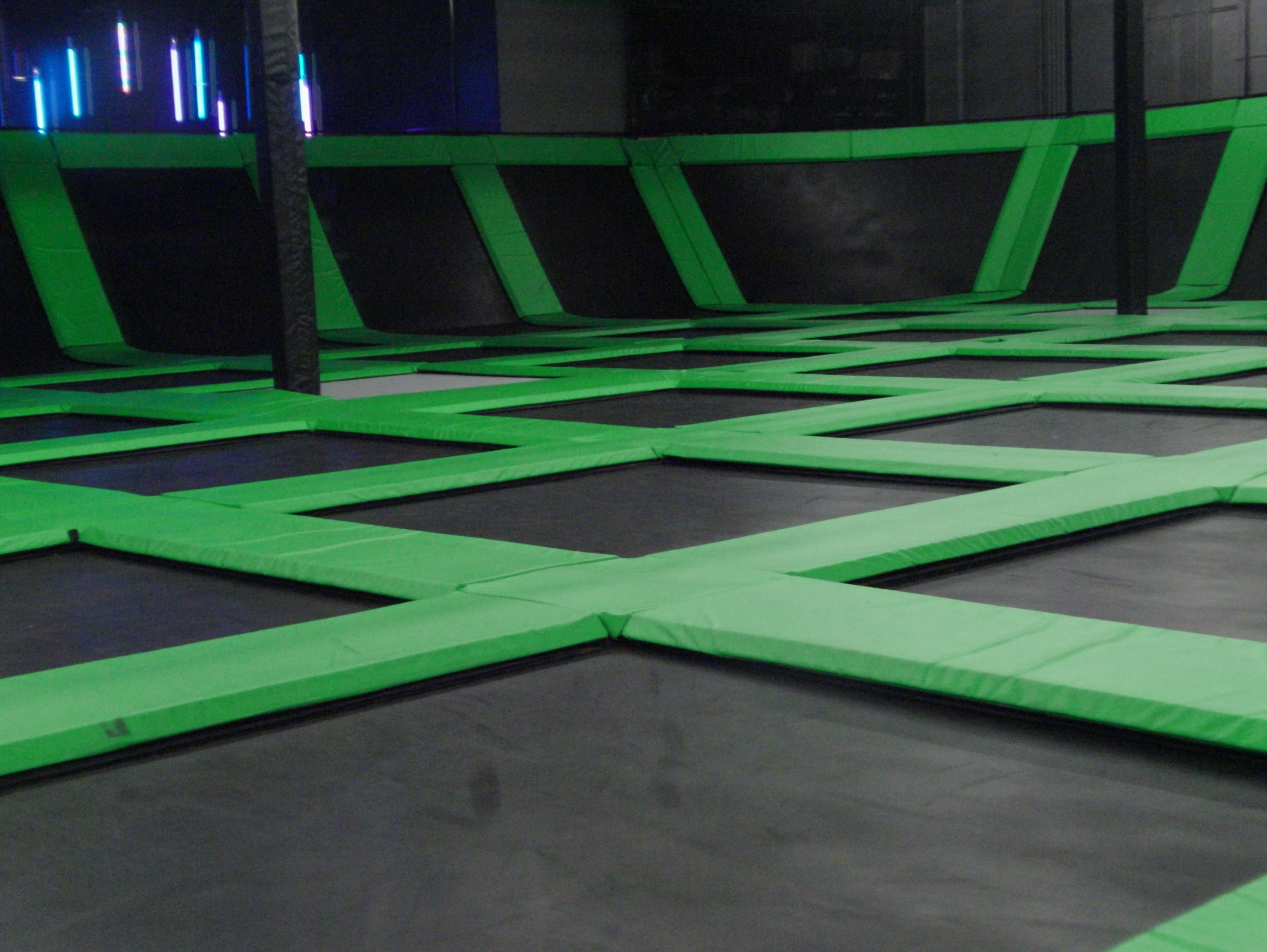 Flight Deck Trampoline Park Arlington Home Design Ideas