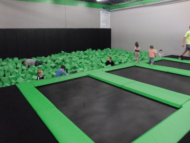 Flight Deck Trampoline Park Coupon Code