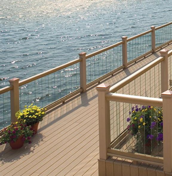 Glass Deck Railing Cost