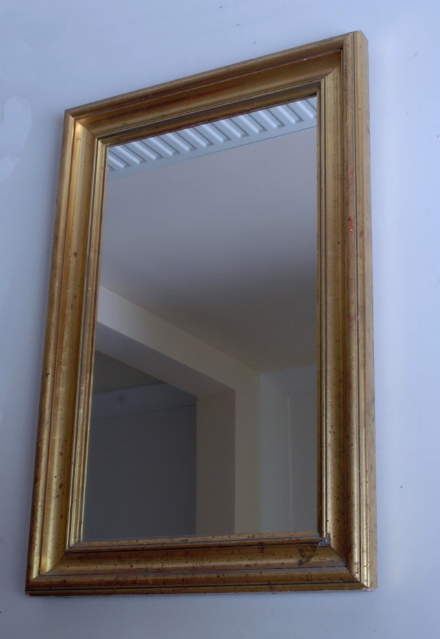 Gold Framed Mirrors Uk