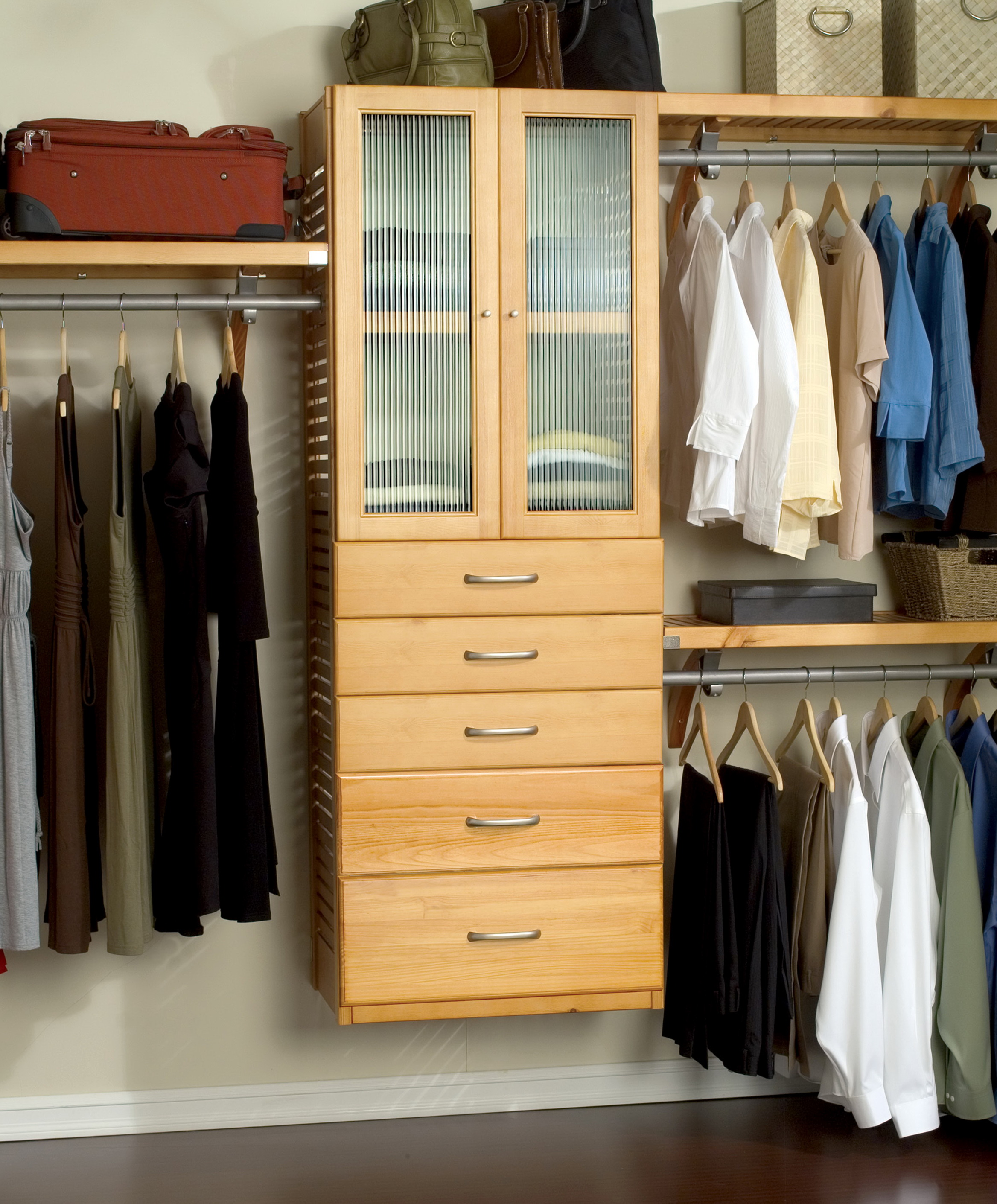 Hanging Closet Organizer Ideas