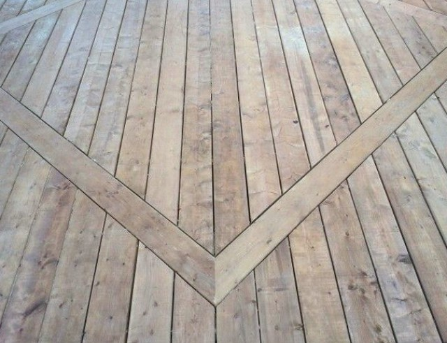 Hidden Deck Fasteners For Pressure Treated Lumber