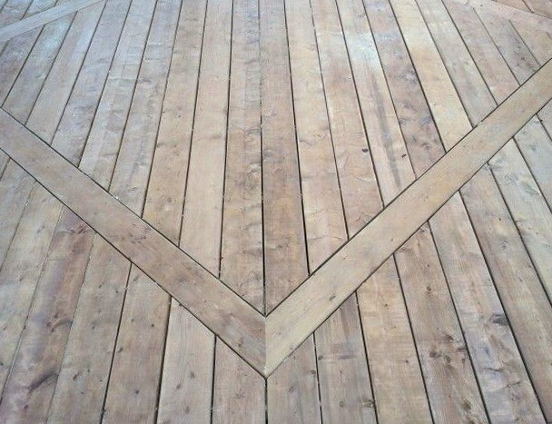 Hidden Deck Fasteners For Pressure Treated Lumber