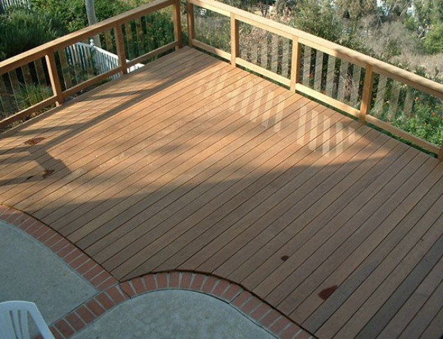 Hidden Deck Fasteners For Wood