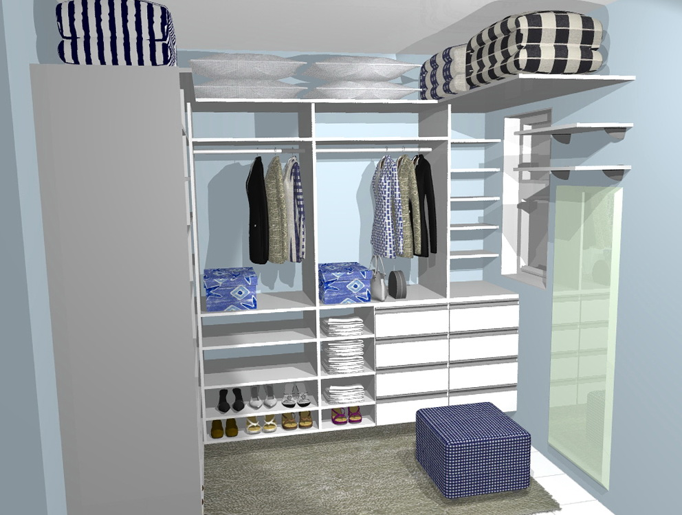 Home Depot Closet Ideas
