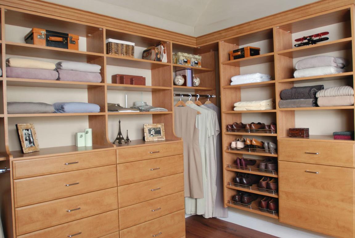 Home depot closet organizer wood design ideas
