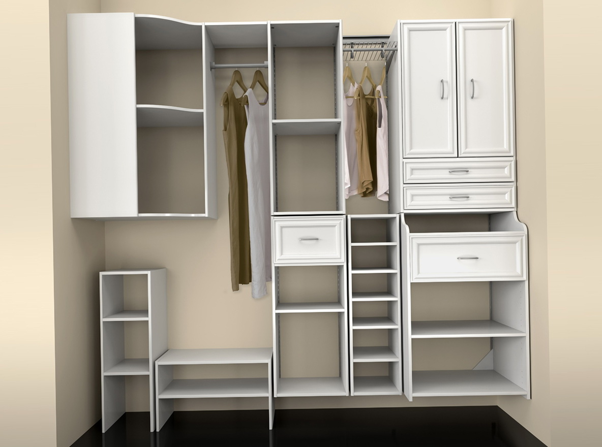 Home Depot Closet Organizers By Closetmaid