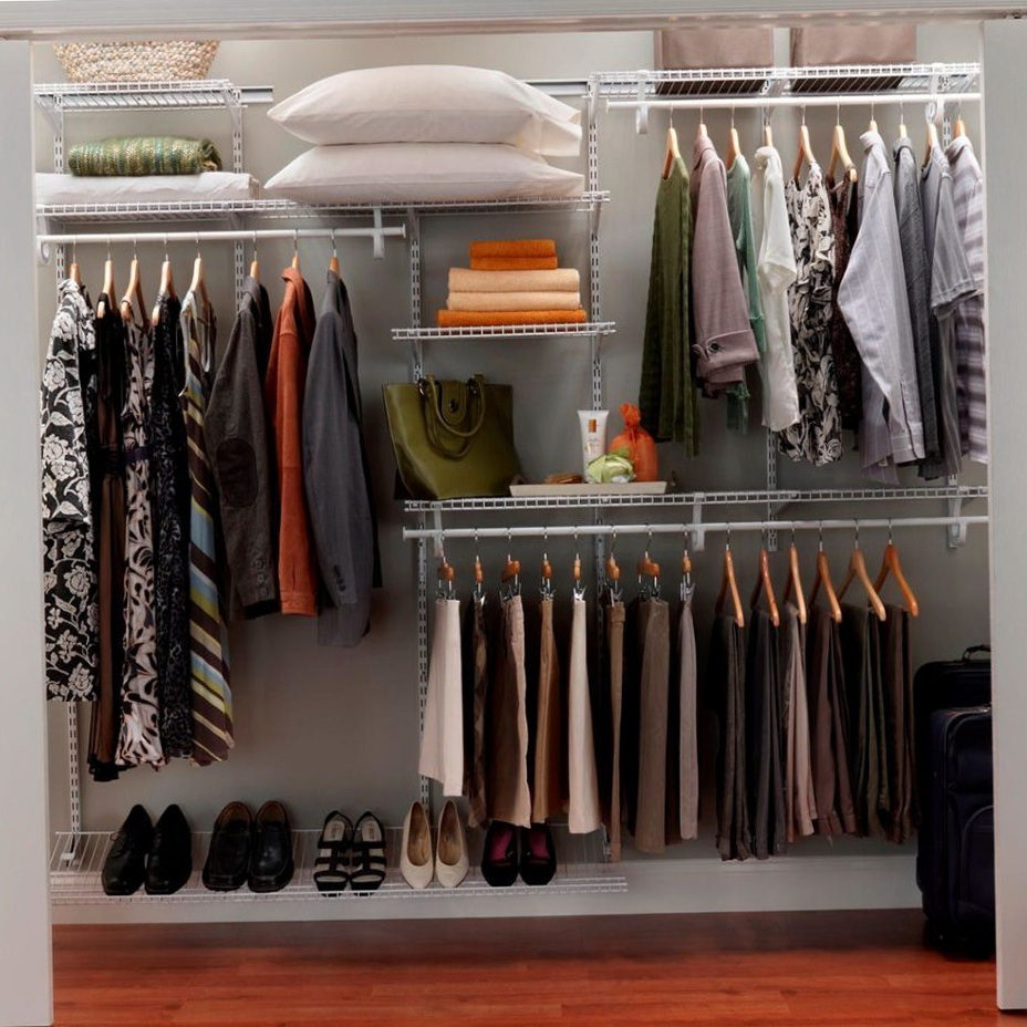 Home depot closet organizers systems home design ideas for Home closets